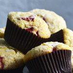 Strawberry Lemon Muffins Featured Image