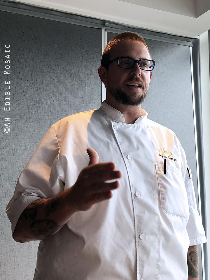 Chef Bryan Thoman of Canvas in Orlando