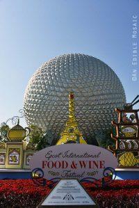 Epcot International Food & Wine Festival at Walt Disney World 2017