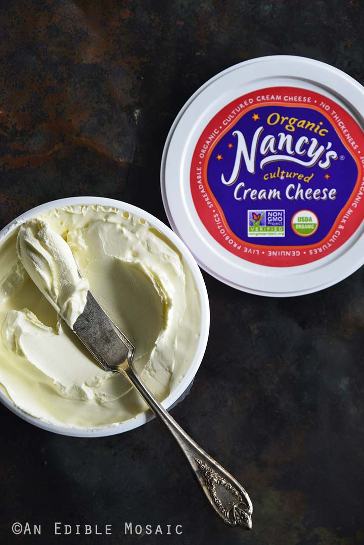 Nancy's Organic Cultured Cream Cheese