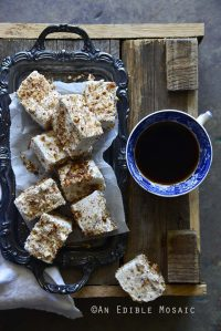Vanilla Bean and Maple Toasted Pecan Marshmallows {Paleo}