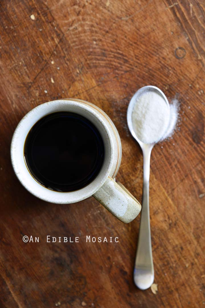Coffee with Collagen Peptides