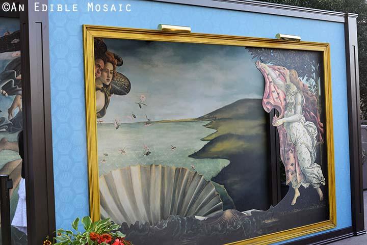 Italy Pavilion Interactive Art