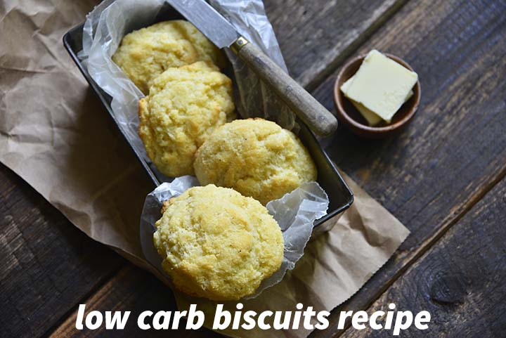 Low Carb Biscuits Recipe with Description