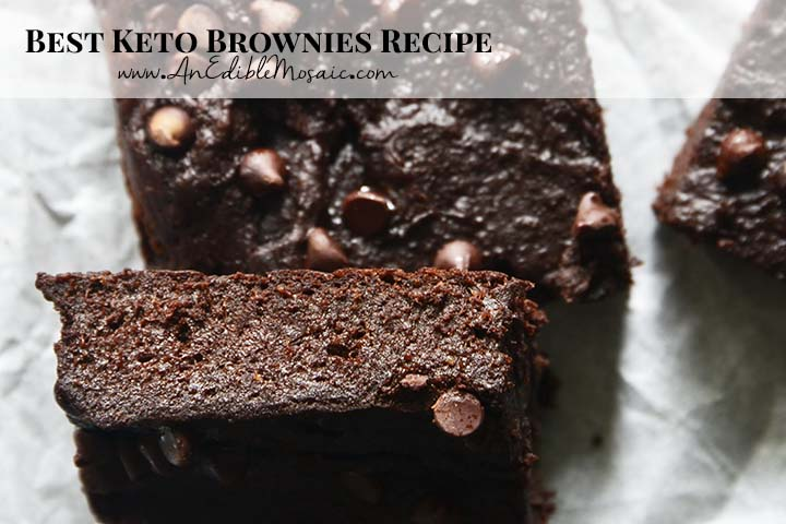 Best Keto Brownies Recipe with Description