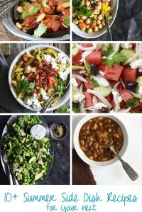 10+ Summer Side Dish Recipes for Your Next BBQ, Potluck, or Picnic