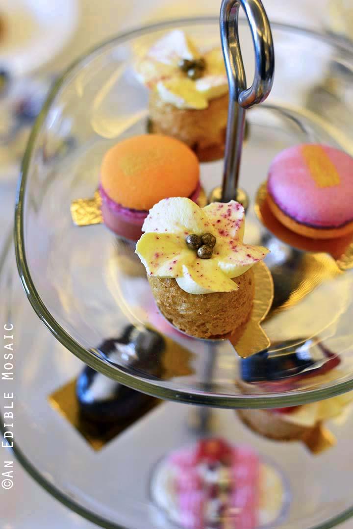 Dessert Tier at the Royal Tea