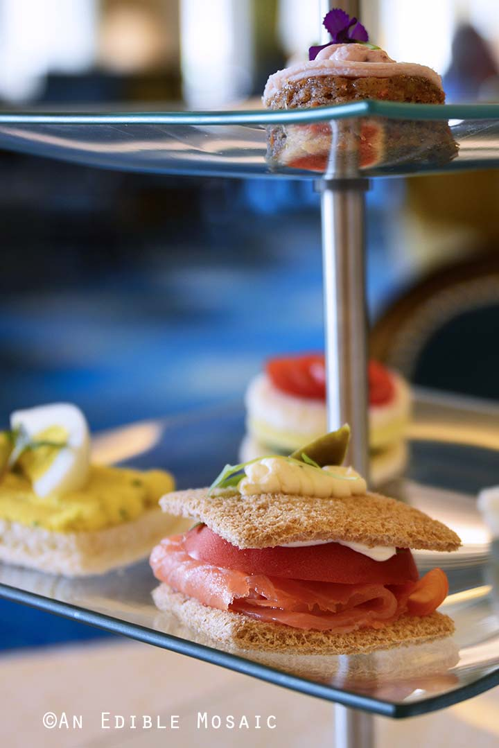 Finger Sandwiches at the Royal Tea