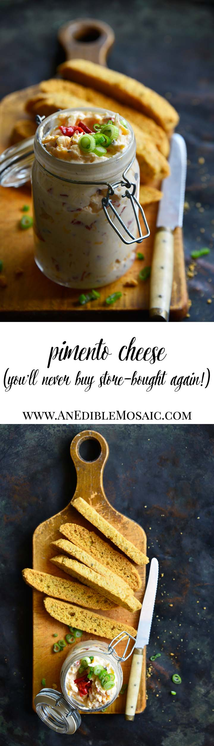 Pimento Cheese Long Pin