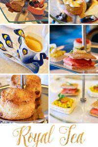 Royal Tea at the Waldorf Astoria Orlando