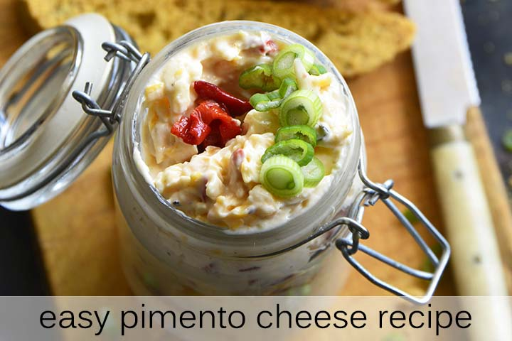 Easy Pimento Cheese Recipe with Description