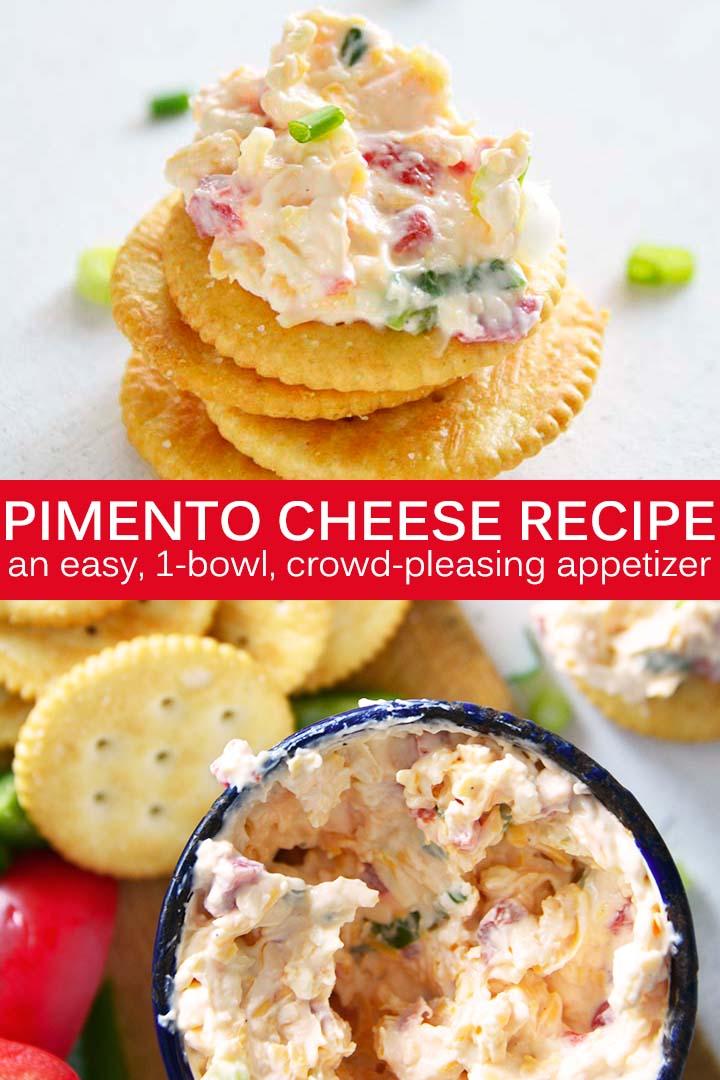 Pimento Cheese Recipe Pin