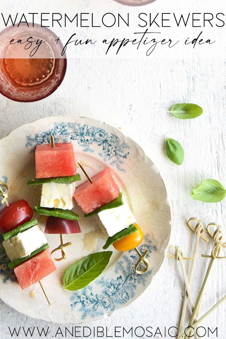 watermelon appetizer pin