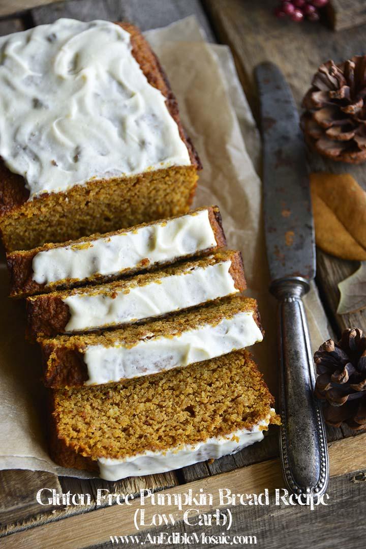 Gluten Free Pumpkin Bread Recipe with Description