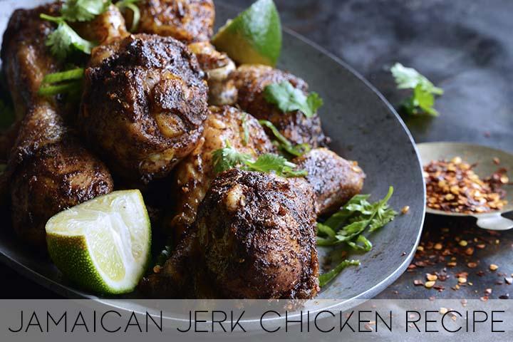 Jerk Chicken Recipe with Description