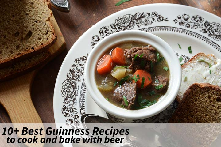 Best Guinness Recipes with Description