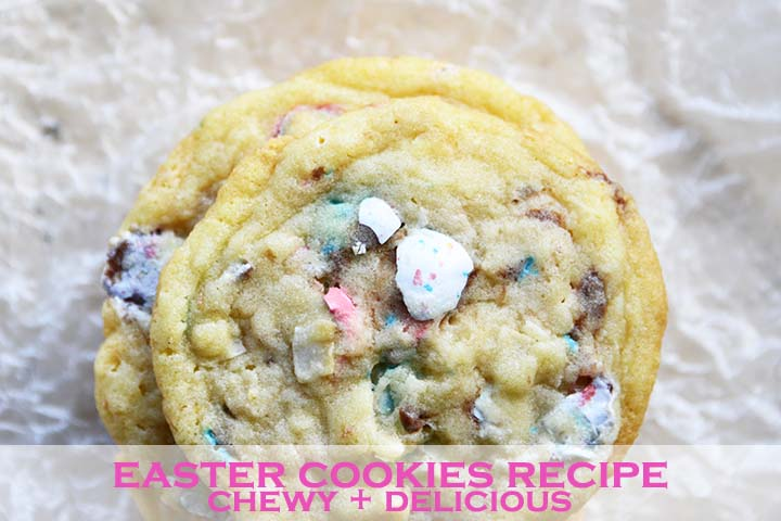 Easter Cookies Recipe with Description