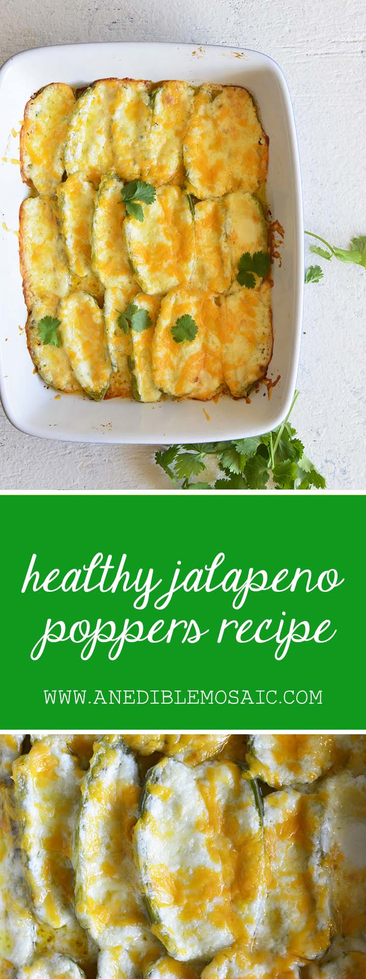 Healthy Jalapeno Poppers Recipe Pin