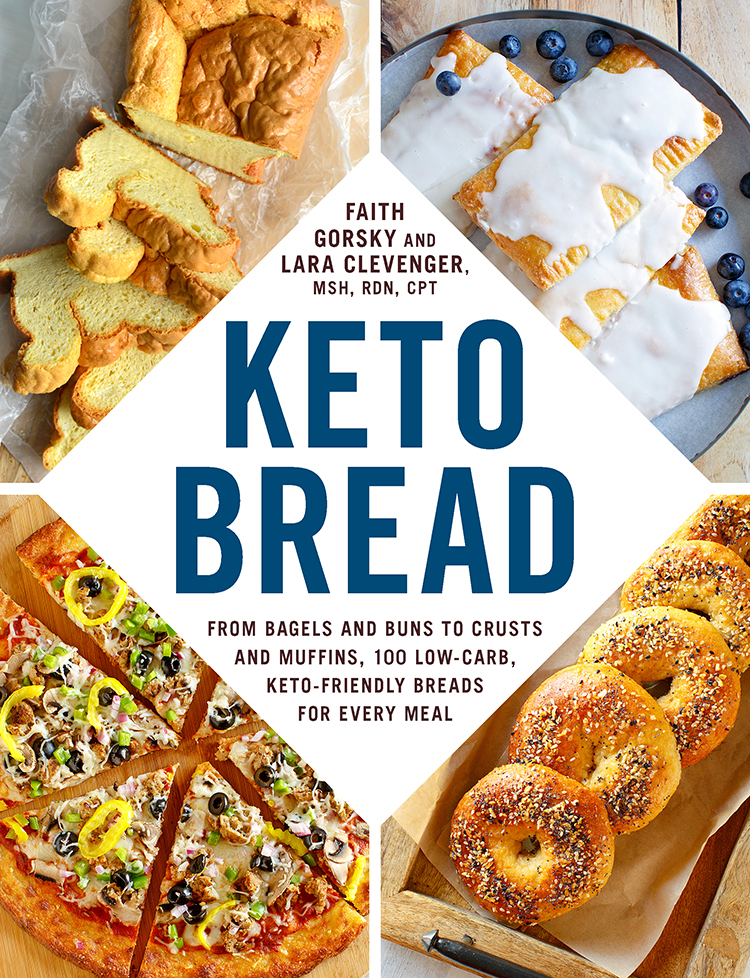 Cover of Keto Bread Cookbook