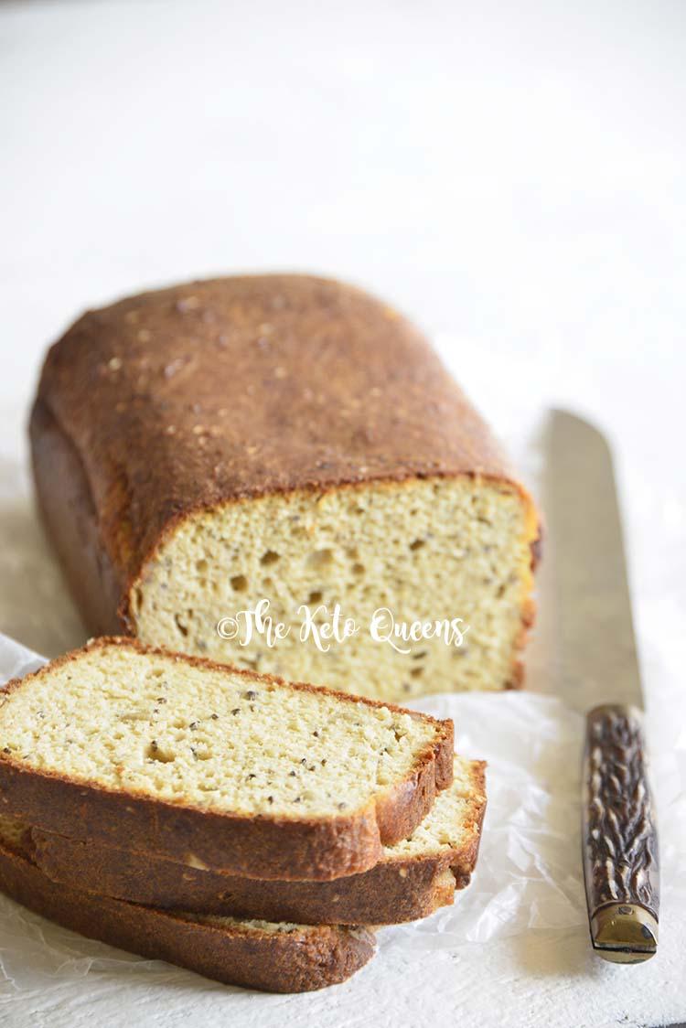 Keto Wheat Bread