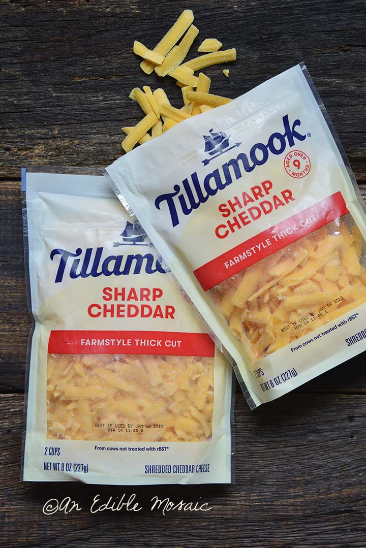 Tillamook Cheese in Package