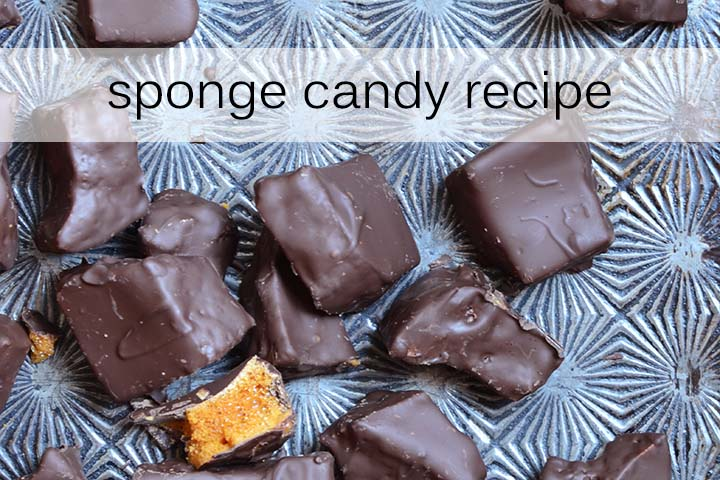 Sponge Candy Recipe with Description