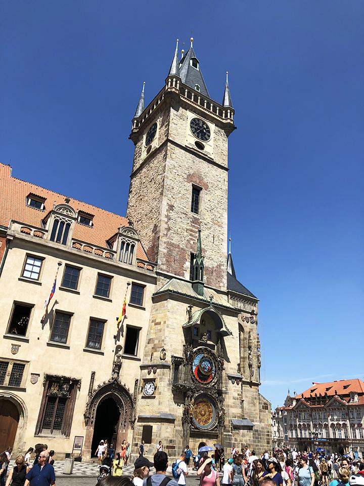 Astronomical Clock Praha