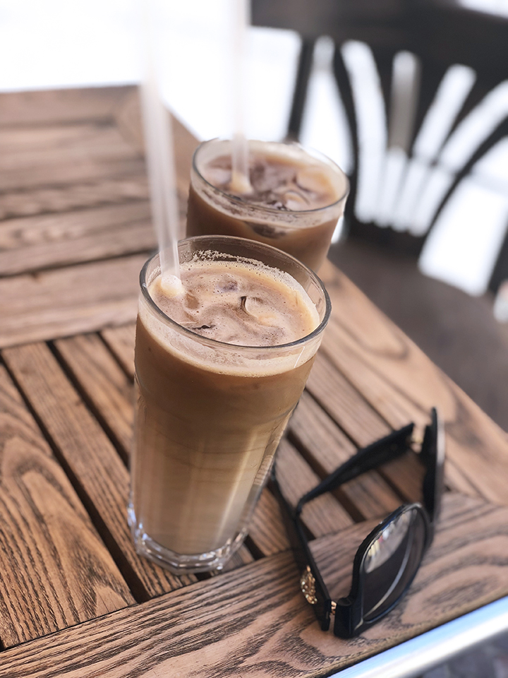 Czech Iced Coffee