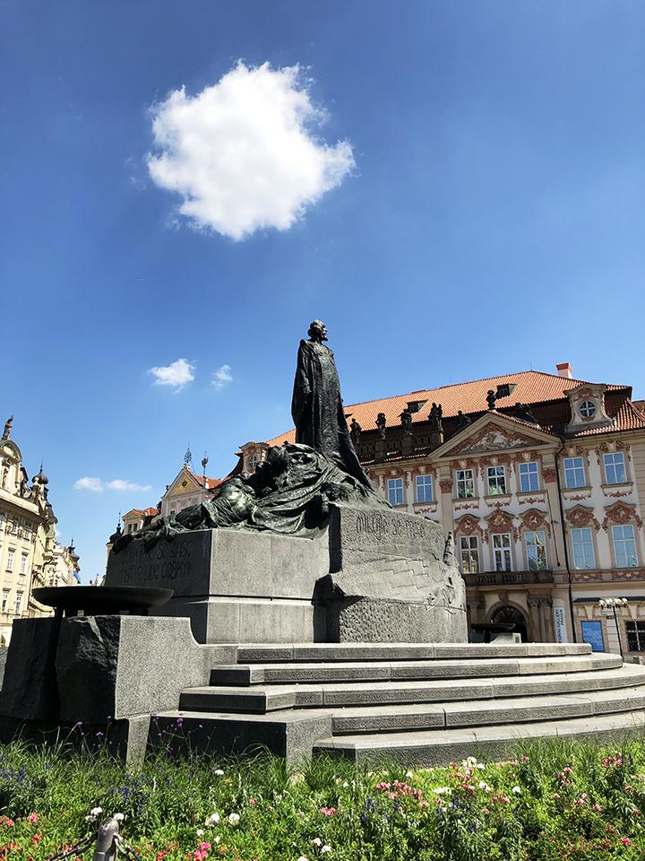 Jan Hus Memorial 1