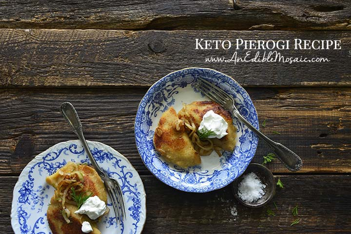 Keto Pierogi Recipe with Description