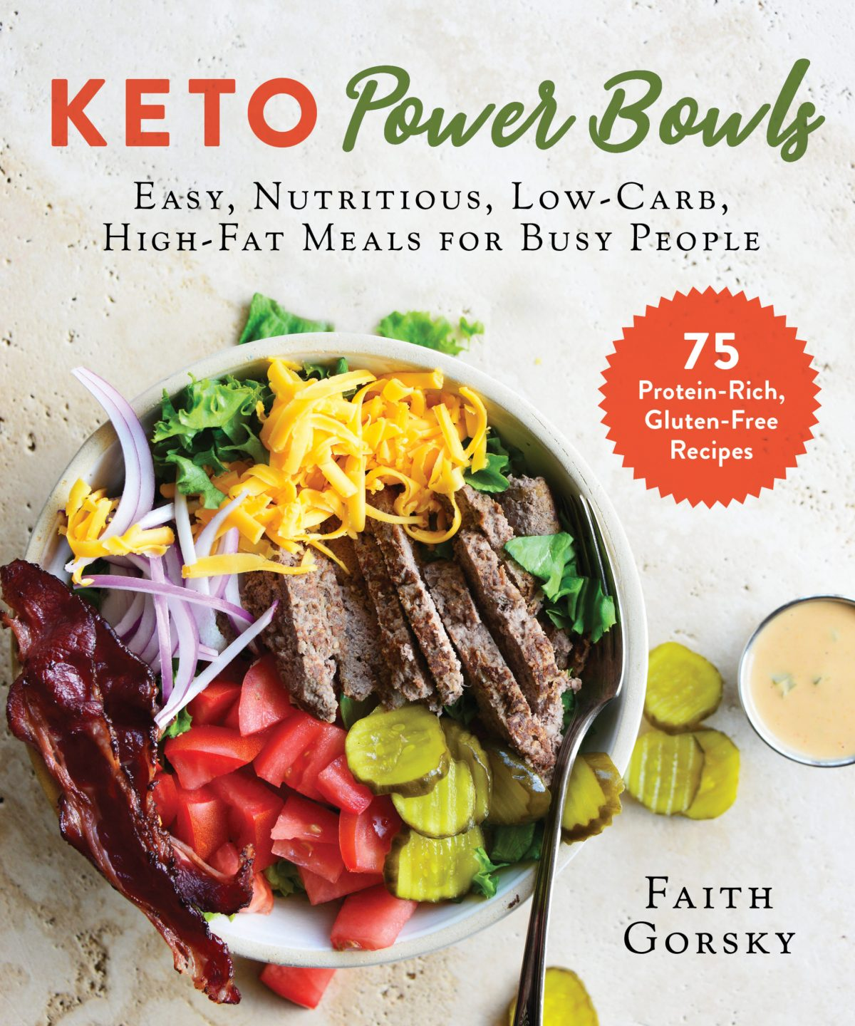Keto Power Bowls Cookbook Cover