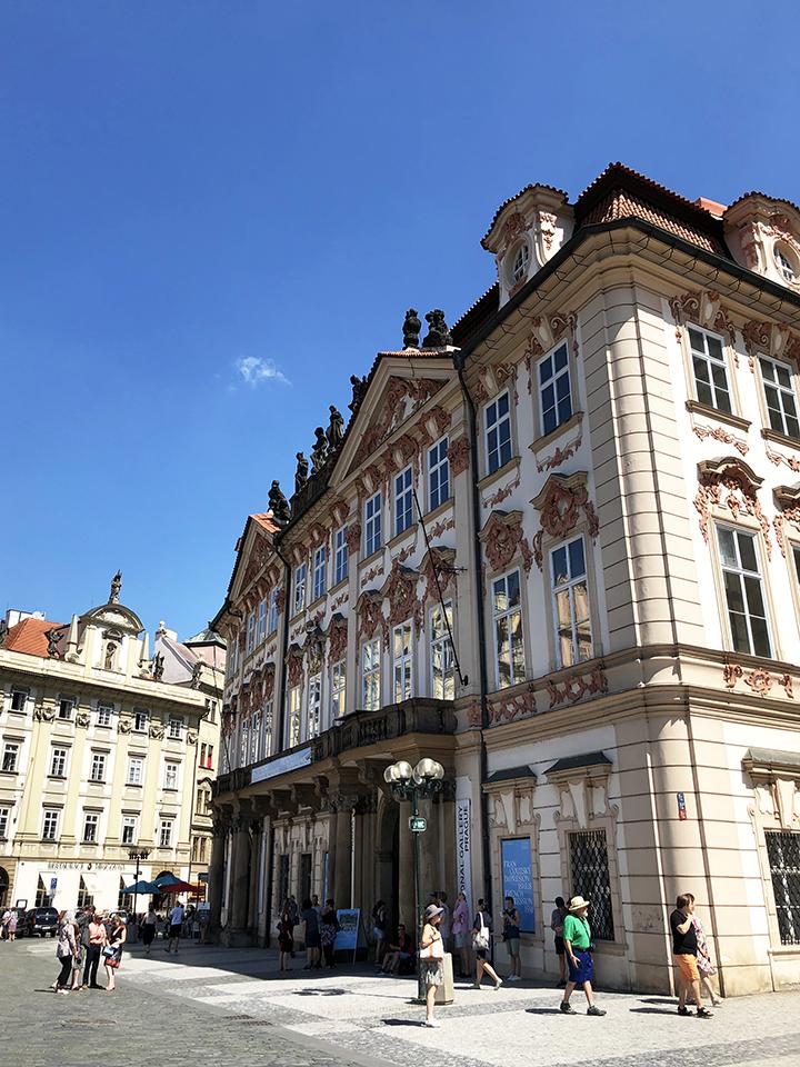 Kinsky Palace Prague