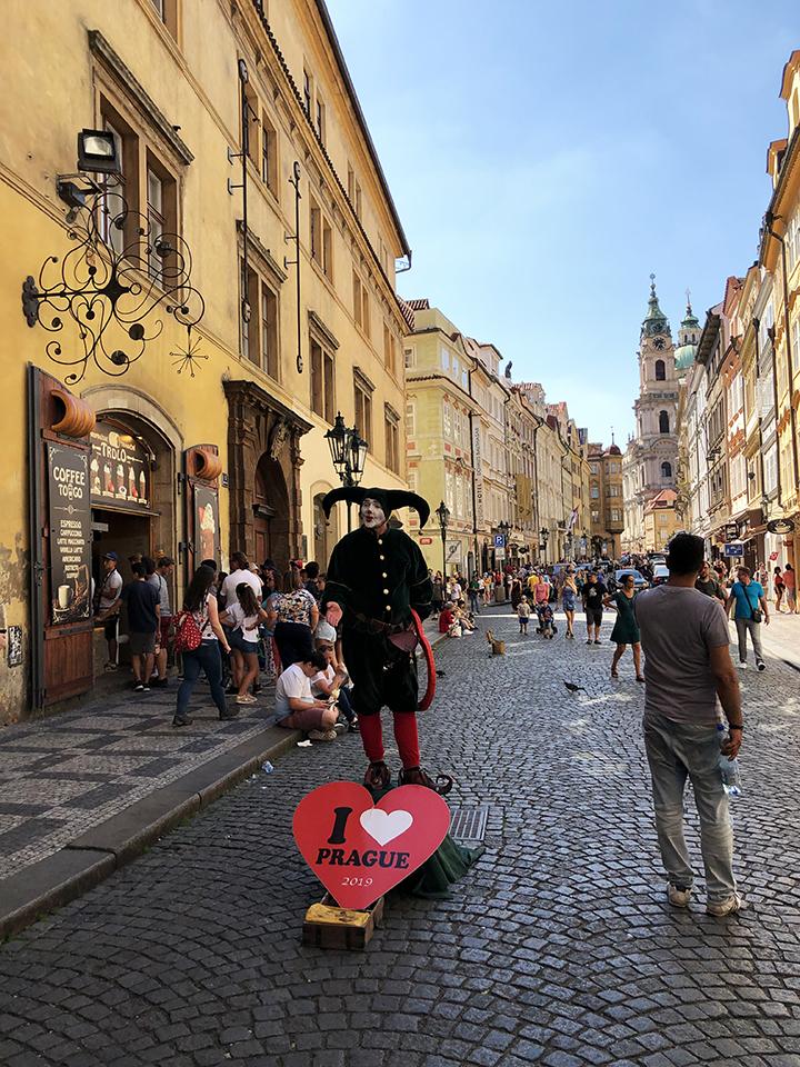 Malá Strana Praha