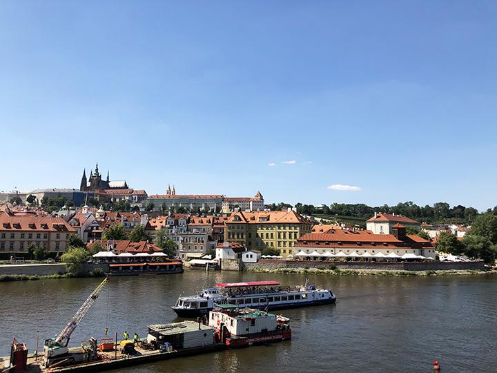 Vlatava River