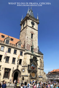 What to do in Praha Czechia