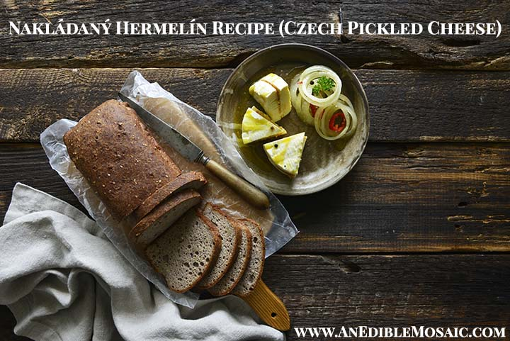 Nakládaný Hermelín Recipe with Description