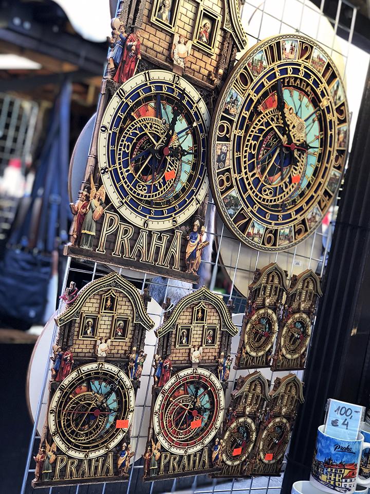 Prague Astronomical Clock Magnets and Mug