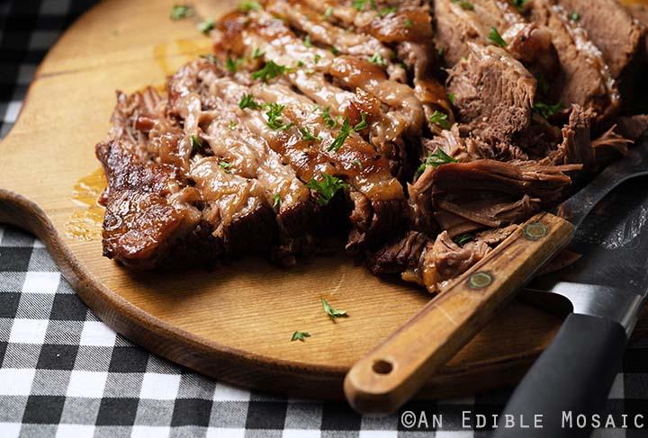 Beef Brisket Recipe Oven