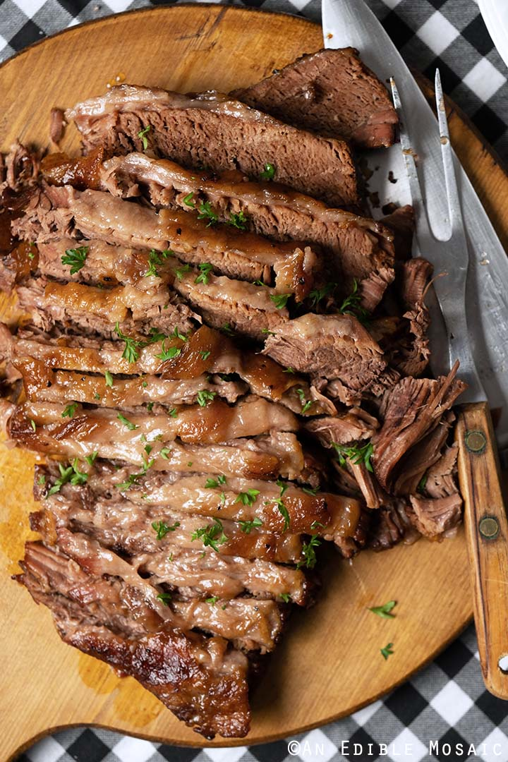 How to Cook Beef Brisket in the Oven