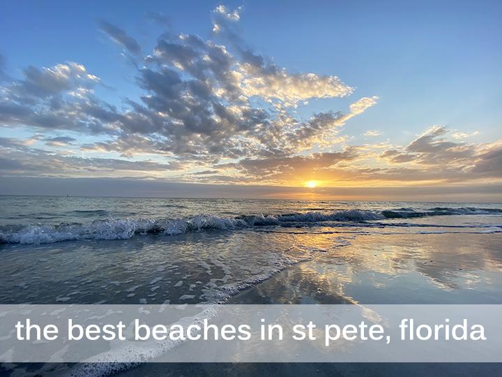 Best Beaches in St Petersburg FL