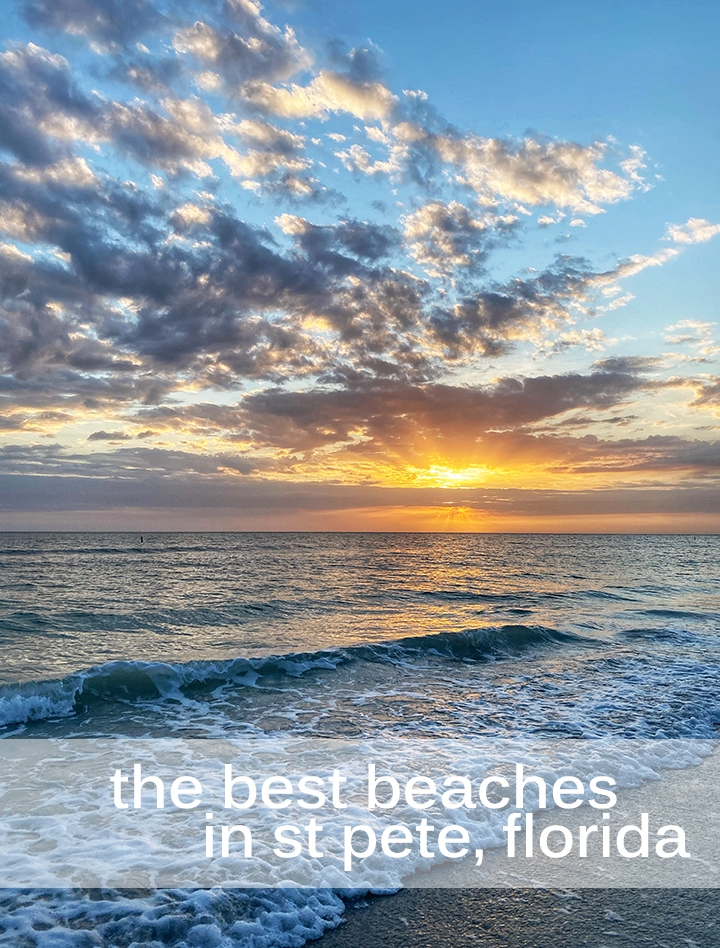 The Best Beaches in St Pete Florida