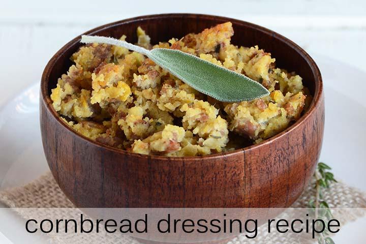 Cornbread Stuffing Recipe with Description