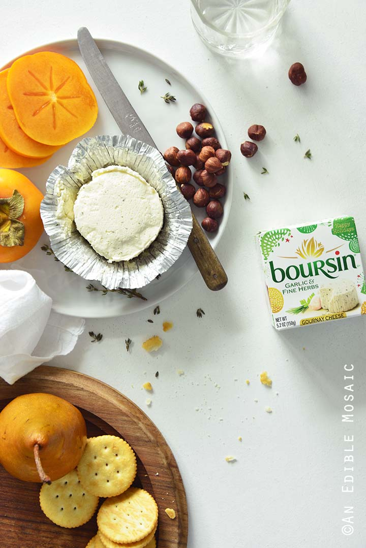 Boursin Snacking Plate