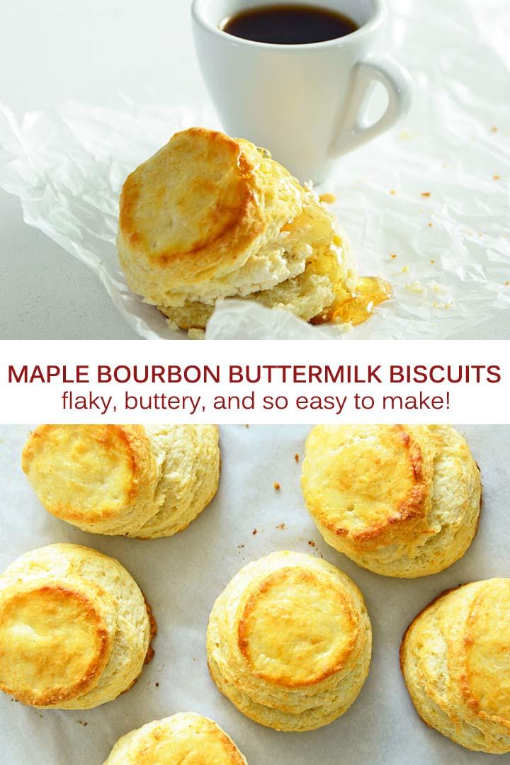 Buttermilk Biscuits Recipe Pin