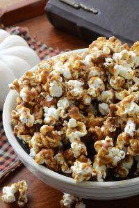 butterbeer popcorn featured image