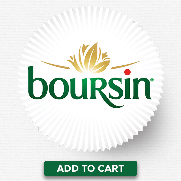 Boursin Add to Cart