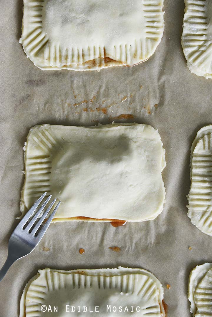 Crimping Edges of Hand Pies