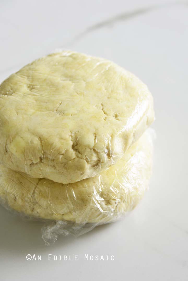 Disks of Pie Dough