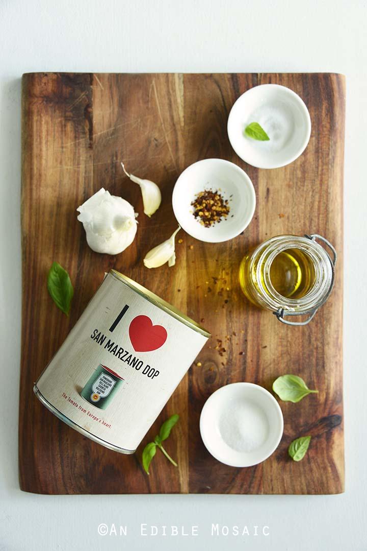 Marinara Sauce Recipe Ingredients