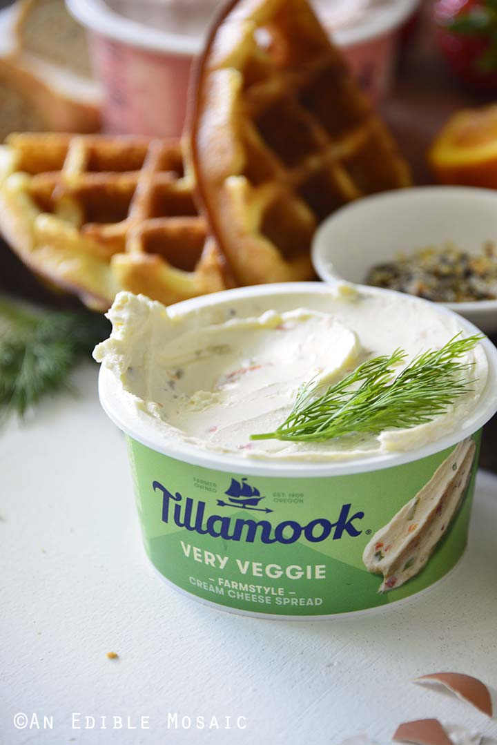 Tillamook Very Veggie with Fresh Dill